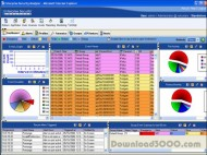 Enterprise Security Analyzer screenshot